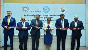 Türk Ticaret ve Sanayi Odası açıldı