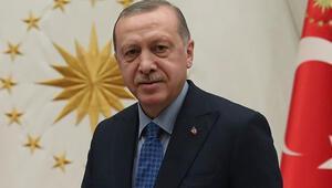 Cumhurbaşkanı Erdoğan, Yaşar Büyükanıtın eşiyle görüştü
