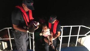 Urlada 55 kaçak göçmen yakalandı