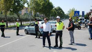 Mudanya polisinden huzur uygulaması
