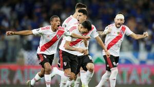 Cruzeiro - River Plate (ÖZET)