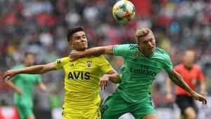 Real Madrid 5-3 Fenerbahçe (Maçın özetini gollerini izlemek için tıklayın)