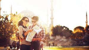 Turist sayısı 21 milyonu aştı