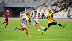 Başakşehirin maçında gol sesi çıkmadı