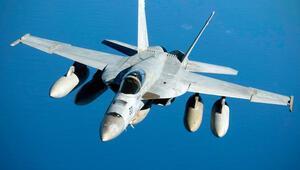 ABD'de Süper Hornet savaş uçağı Ölüm Vadisi'ne düştü