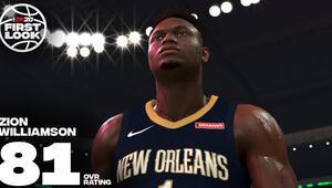 NBA 2K, NBA Draft'ının önemli İsmi Zion Williamson ile anlaşmaya vardı