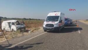 Tarım işçileri kaza yaptı 2 ölü, 20 yaralı
