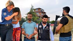 Villada yakalanan Pitbullu çete 5 ay izlenmiş