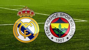 Real Madrid Fenerbahçe maçının özeti ve golleri