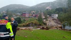 Norveç'te heyelan: 1 kişi öldü, 10 kişi kayıp