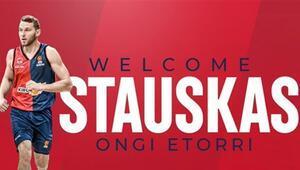 Baskonia Vitoria-Gasteiz, Nik Stauskası kadrosuna kattı | Transfer haberleri...