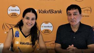 VakıfBank, Pınar Eren Ataseveri transfer etti