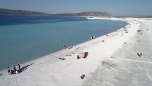 Salda Gölü yapılaşma olmadan korunacak