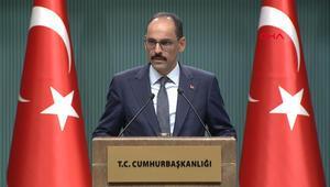 Cumhurbaşkanlığı Sözcüsü Kalın, YAŞ kararlarını açıkladı