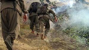 Hakkari'de PKK'ya ait silah ve mühimmat ele geçirildi