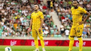 Olimpija Ljubljana 0-1 Yeni Malatyaspor