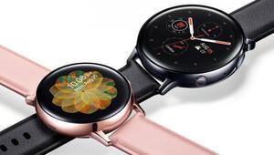 Galaxy Watch Active 2 renk seçenekleri böyle olacak