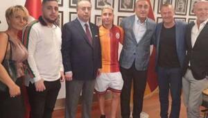 Galatasaraydan flaş transfer hamlesi Radamel Falcaonun ardından...