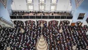 Cuma namazı bugün saat kaçta kılınacak 2 Ağustos cuma namazı saatleri