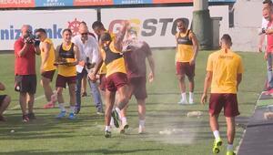 Galatasarayda yeni sezon hazırlıkları