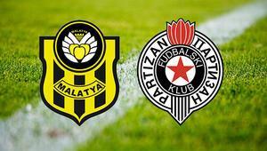 Yeni Malatyaspor Partizan maçı ne zaman