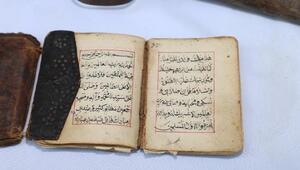 Yatağanda, 1000 yıllık el yazması Kuran bulundu