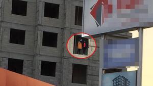 Kayseride esrarengiz olay 13 ve 16 yaşındaki iki kız çocuğu 4. kattan atladı