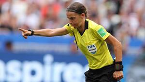 Son Dakika: İstanbuldaki tarihi Liverpool-Chelsea finalini kadın hakem Stephanie Frappart yönetecek