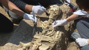 Kadıköyün arkeolojisi ve tarihi yeniden gün ışığına çıktı