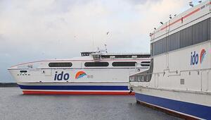 İDO, Büyükçekmece-Bursa hattı seferi başladı