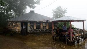 Giresunun eskidikçe güzelleşen meşhur Hapan kahvesi