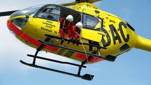 Sıcaklıklar günde 203 kez helikopter uçurttu