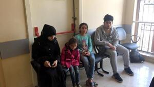 Kırıkhanda, 10 kaçak göçmen yakalandı