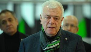 Bursaspordan resmi açıklama İbra edilmemişti...