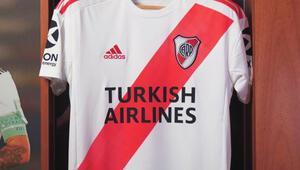 THY, River Platein forma sponsoru oldu