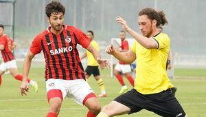 Gazişehir Gaziantep - İstanbulspor: 2-1
