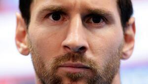 Messi depremi Men edildi...