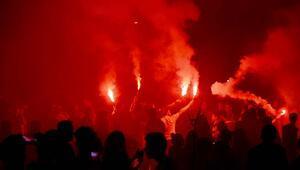 Alexander Sörloth Trabzonda çoşkuyla karşılandı