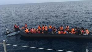 Edirnede 37 kaçak göçmen yakalandı