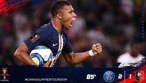 Fransa Süper Kupası Paris Saint Germainin