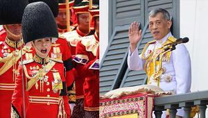 Tayland Kralı Maha resmi metresini ilan etti