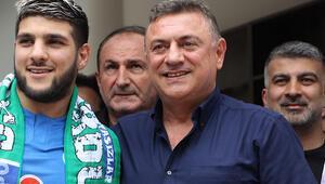Hasan Kartal: Ali Koçtan sponsorluk sözü aldık