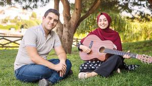 Kıvanç Tatlıtuğ ile karşılaşmayı hayal ediyorduk  Uyum çalışması yapan Suriyeli gençler anlatıyor