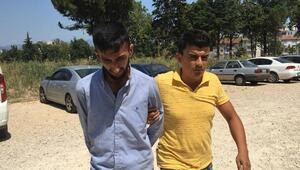 Bursa polisi uyuşturucu ticareti yapan şahsı yakaladı