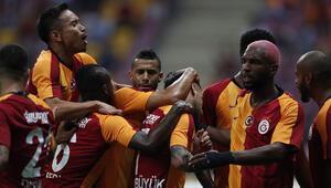 MS Galatasaray 2-1 Panathinaikos