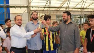 Midyatta futbol turnuvası