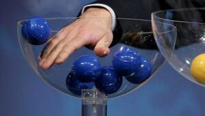 Avrupa kupalarında muhtemel rakipler yarın belli oluyor
