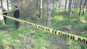 Eyüpsultanda korkunç cinayet Gasp edip, öldürüp, ormana attılar