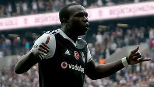 Beşiktaşta Aboubakar sürprizi