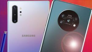 Huawei Mate 30 Pro mu Samsung Galaxy Note 10 mu